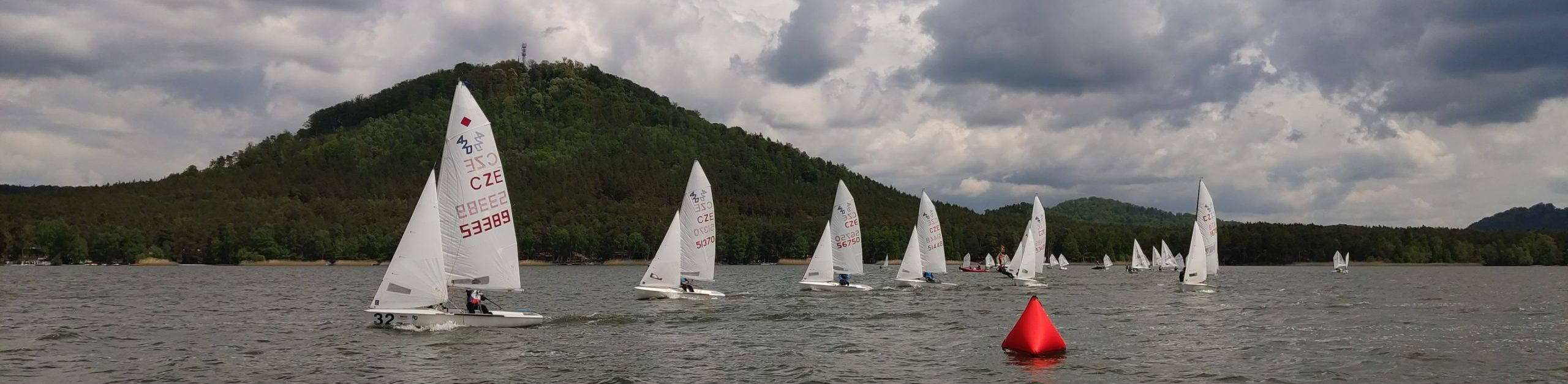 Sailing Party 2021 Máchovo jezero